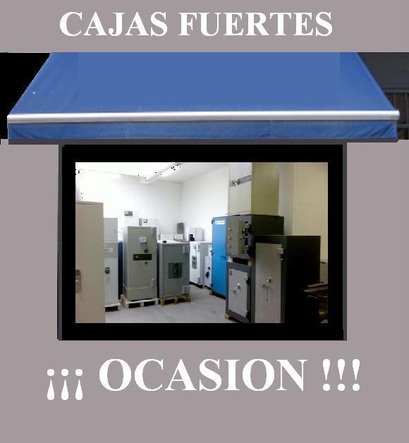 CAJAS FUERTES DE OCASION