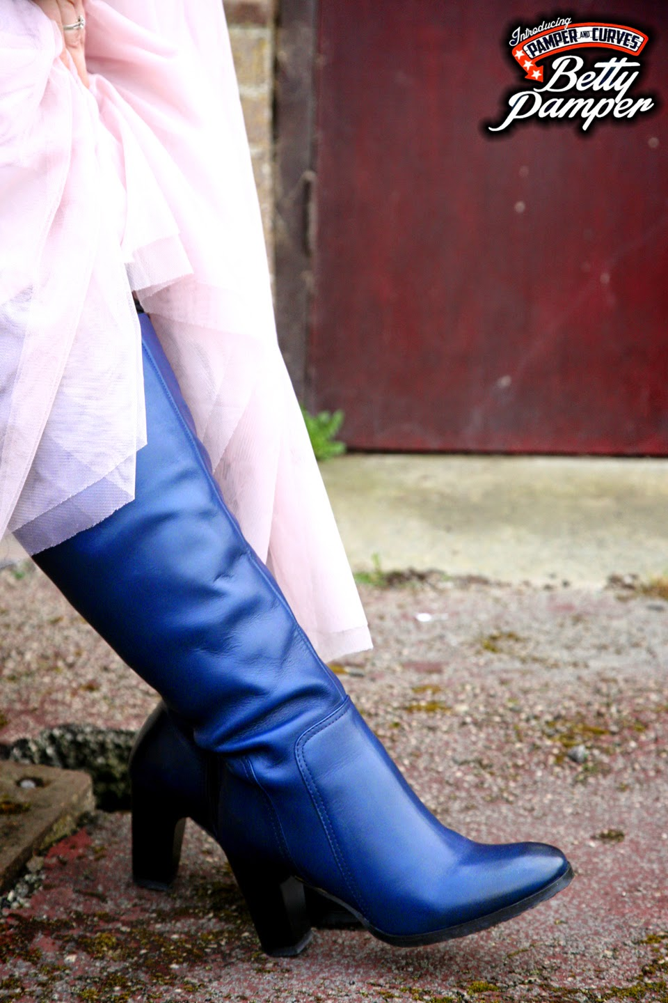 Wide Calf Boots With Jilsen | Pamper and Curves