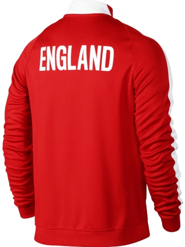 Nike 2014 England N98 Authentic Track Jacket