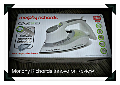 iron, Morphy Richards