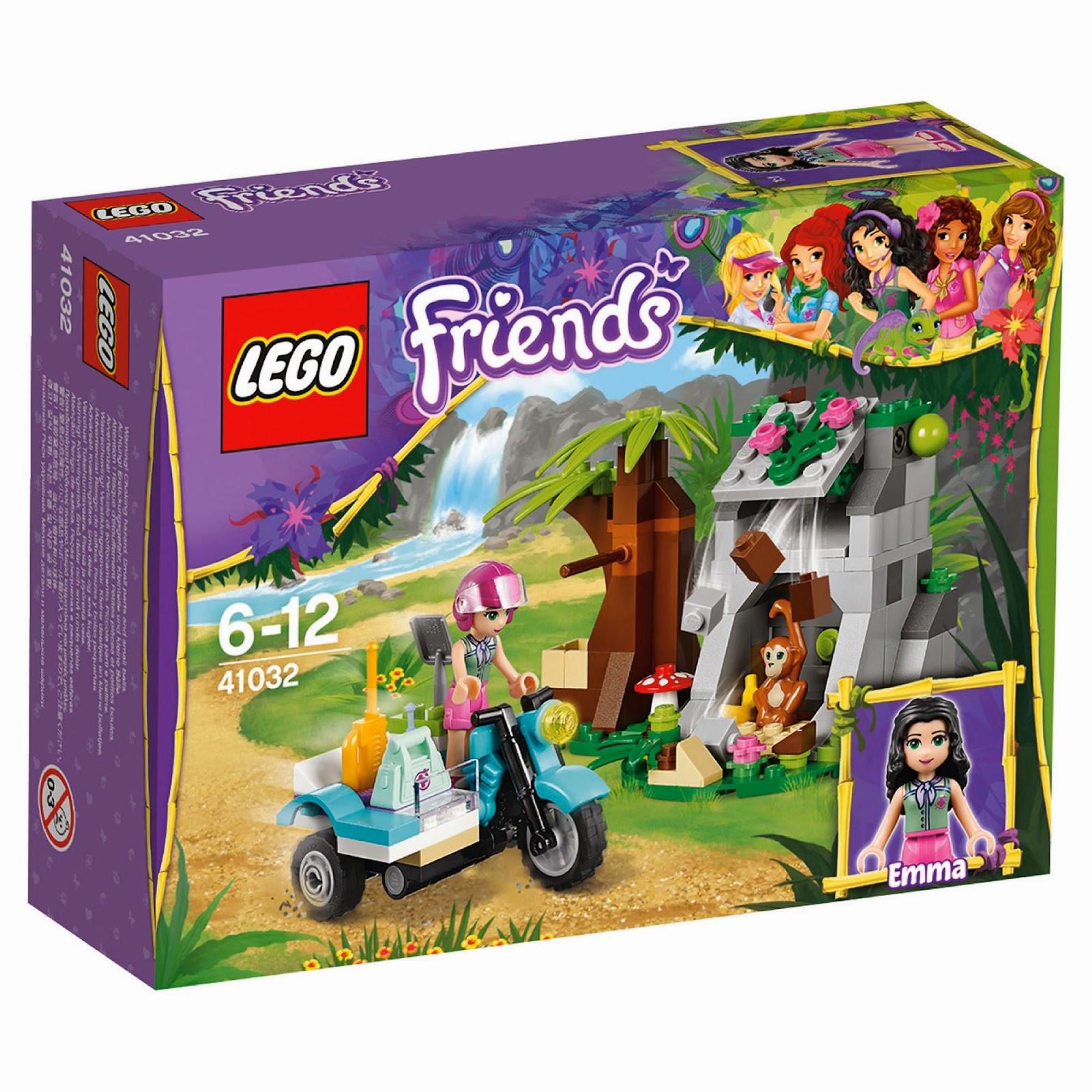 Lego Friends 2014 Sets LEGO Friends Inspire G...