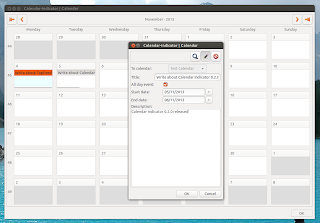 Google Calendar Indicator Ubuntu