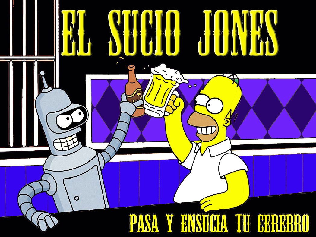 EL SUCIO JONES