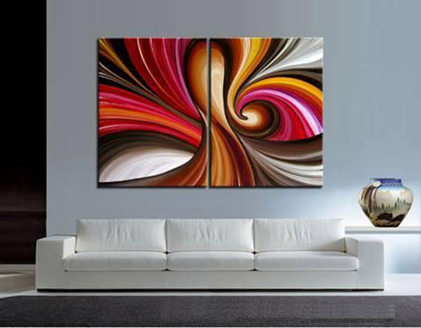 Gu a para decorar con cuadros decoguia tu gu a de Cuadros modernos decoracion para tu dormitorio living