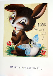 Buy Vintage Vic's Unique, Handmade From Vintage Illustrations, Birthday Cards