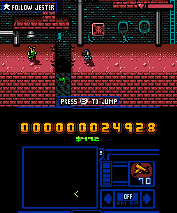Retro City Rampage DX