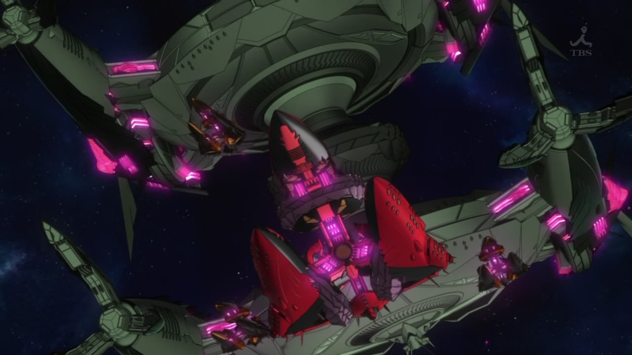 gundam space stations - photo #3