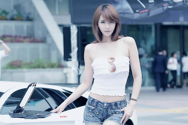 Korean Model Kang Yui - New photoshoot