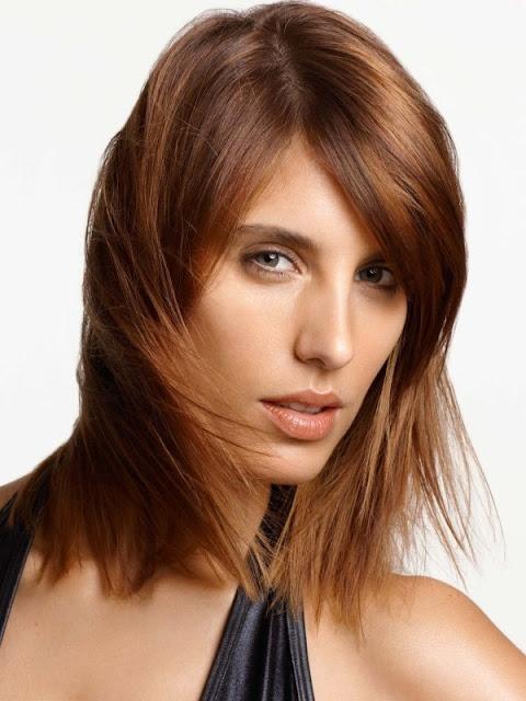 medium hairstyles - medium haircuts