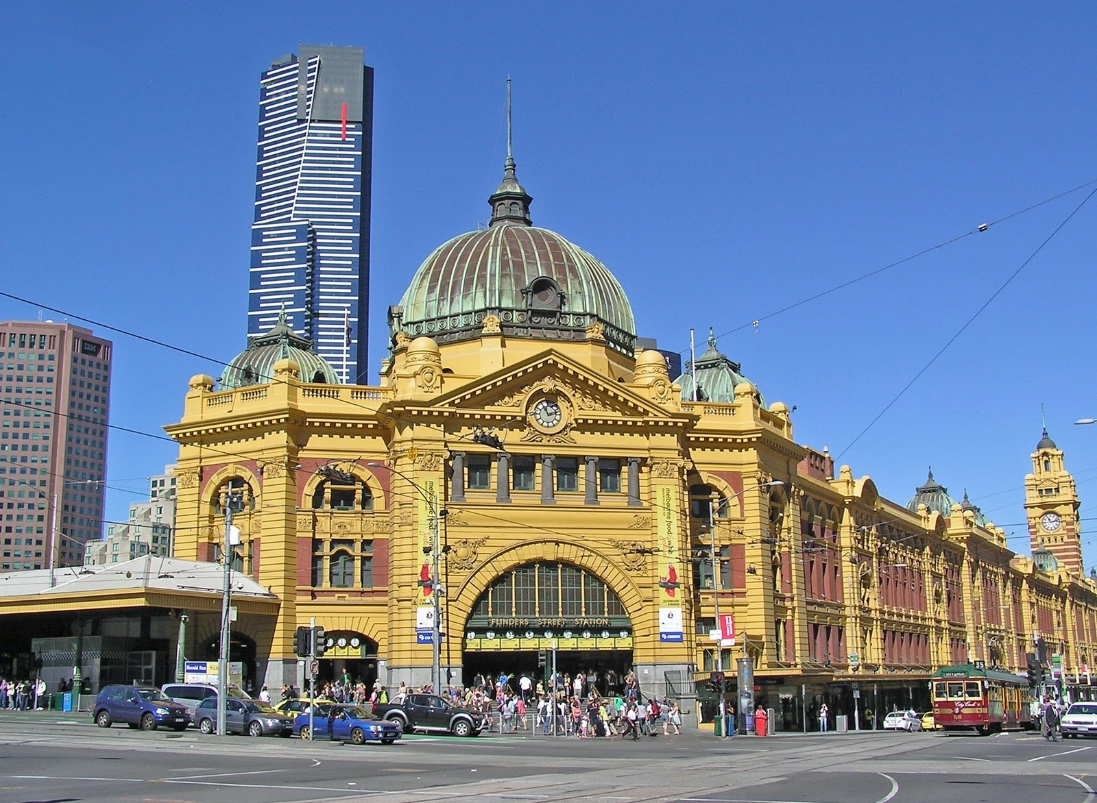 travel guide to melbourne australia