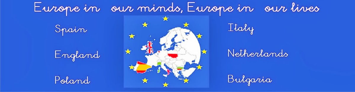 Comenius Project: Europe in your minds, Europe in our lives.
