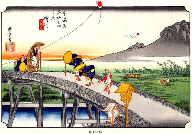 Stili e forme di pittura giapponese... HIROSHIGE%25270009