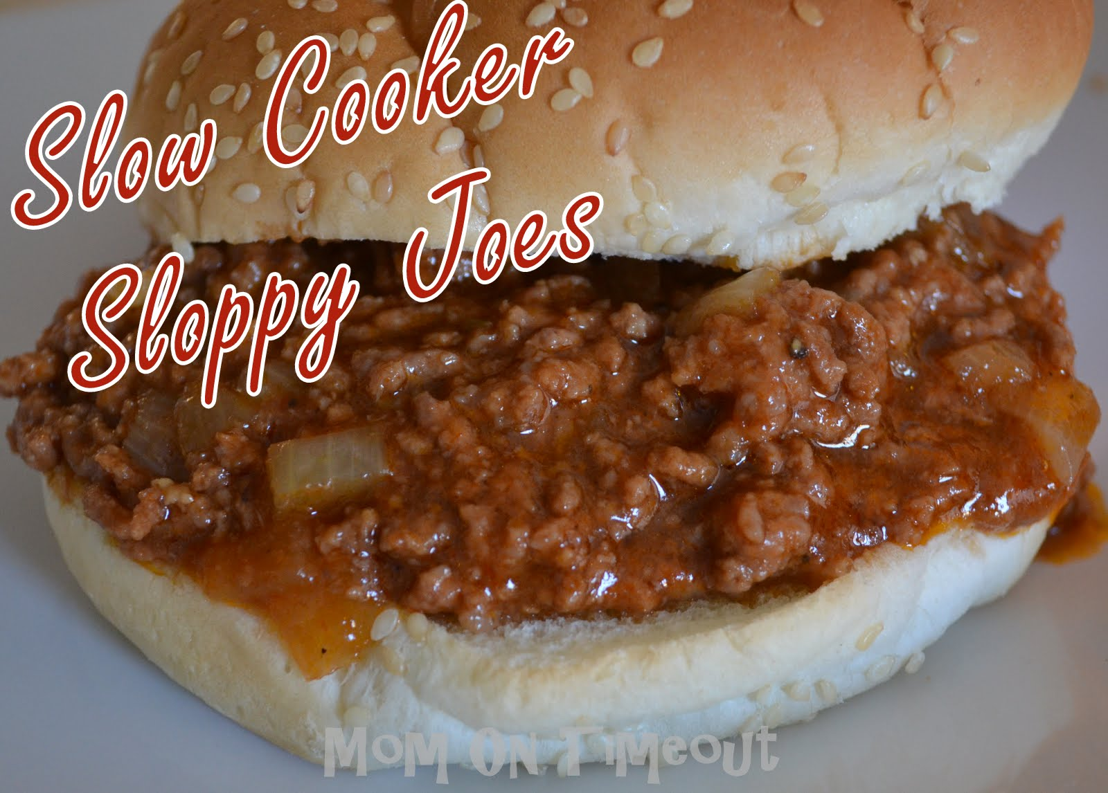 Simple Sloppy Joe Recipe Crock Pot