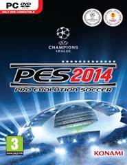 Download Pro Evolution Soccer 2014 PC Torrent
