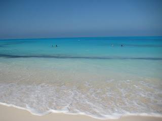 el mar mediterraneo en egipto