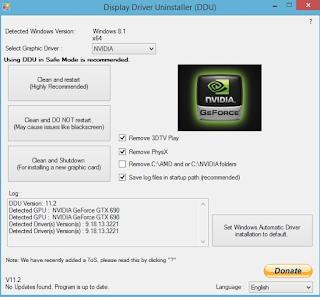 Download Display Driver Uninstaller 15.4.0.0r2