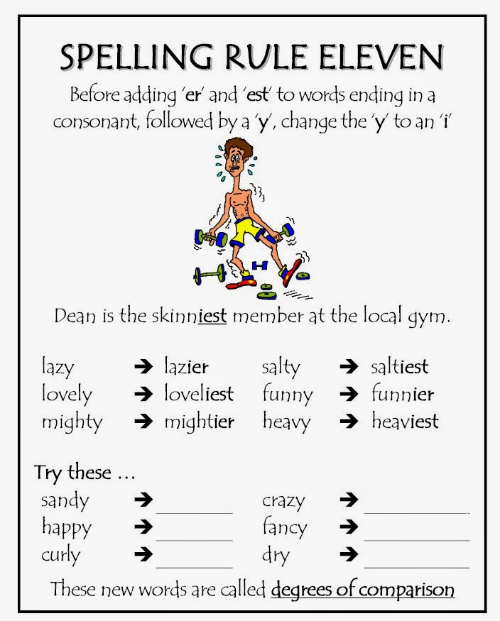 Spelling Lessons Tes Teach – Spelling Rules Worksheets