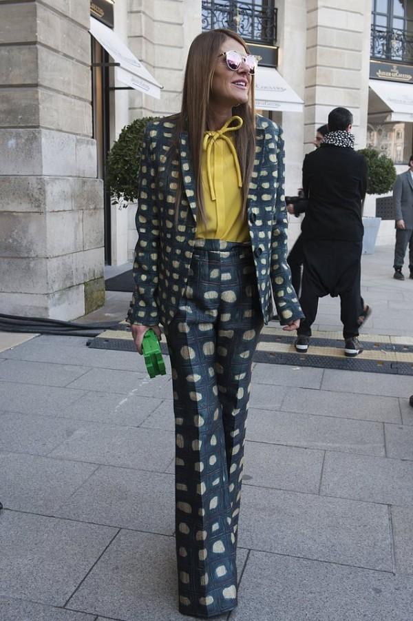 Divinos Outfits de moda | Coleccion PFW Otoño