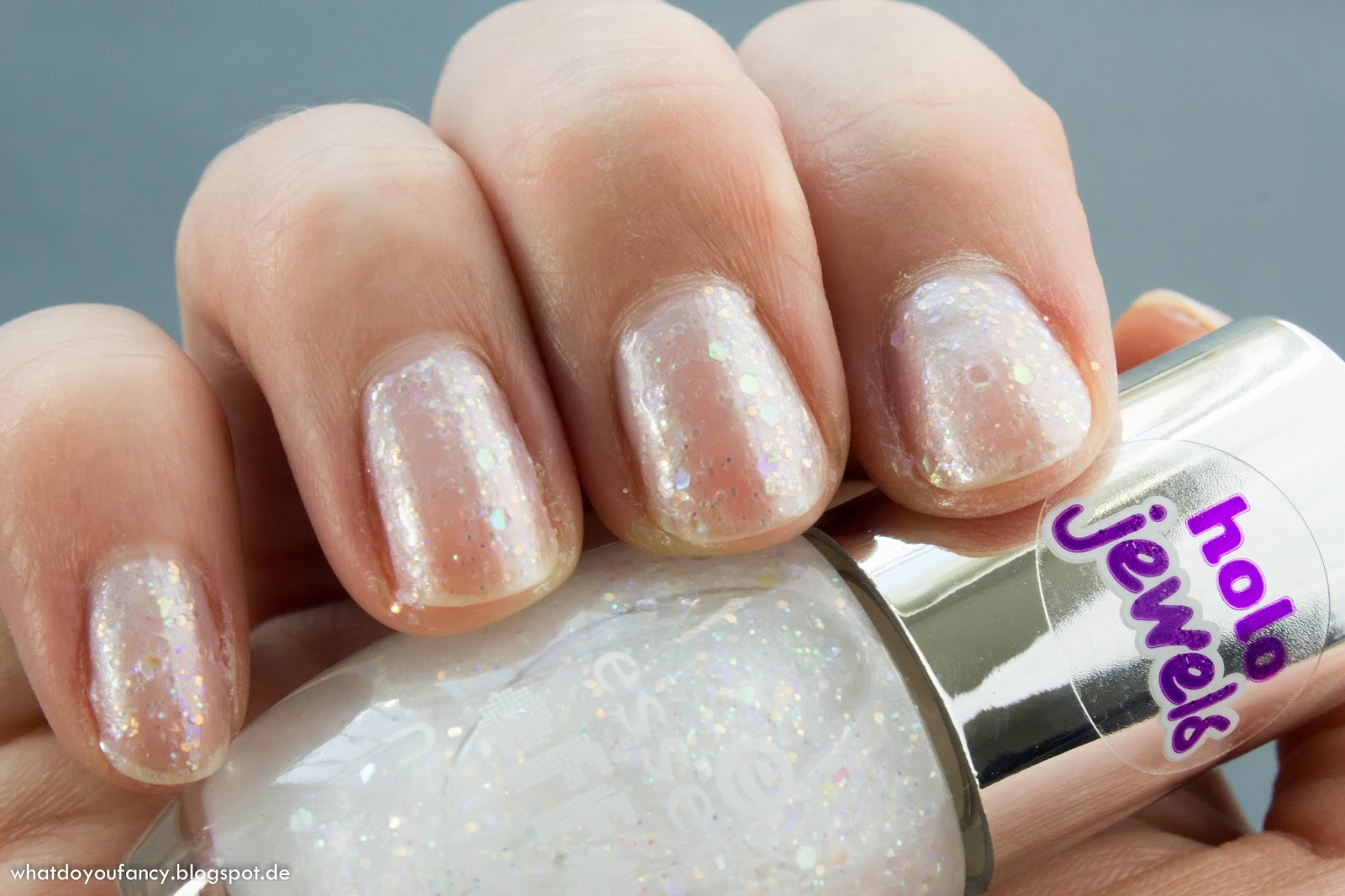"""Essence """"New In Town"""" Effect Nail Polish in 12 Bejeweled"""