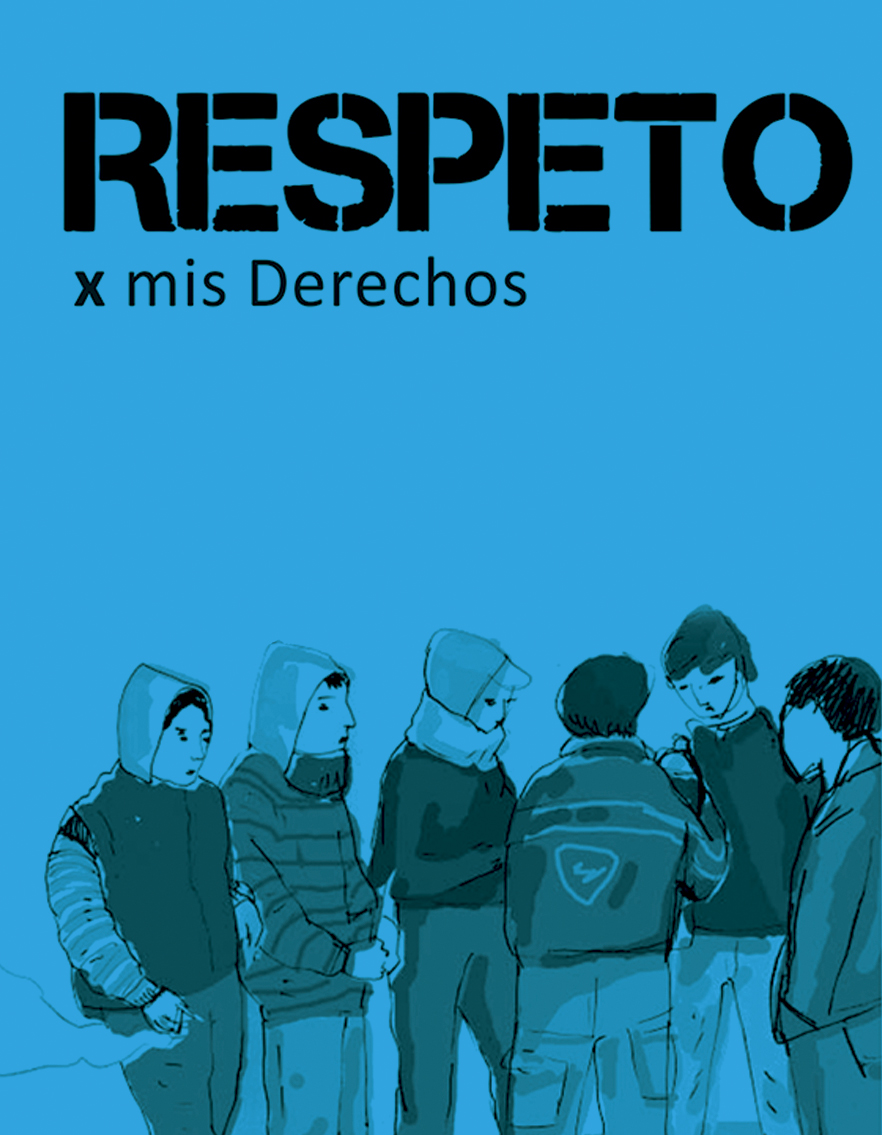 Respeto x mis derechos