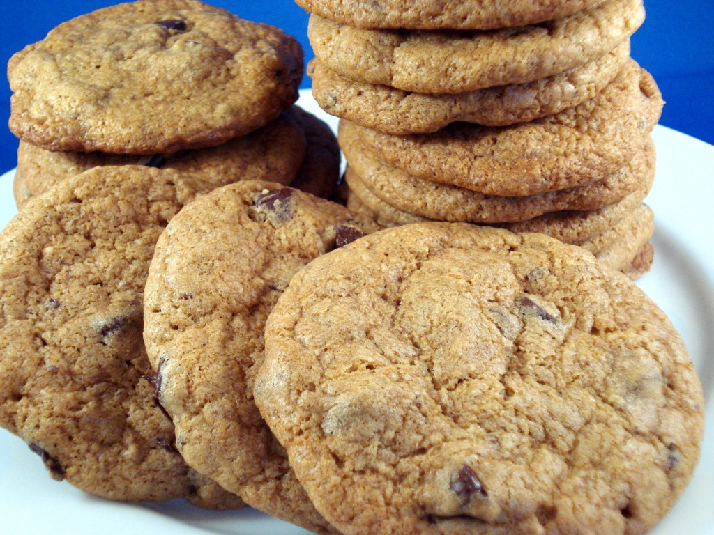 ... recipe box: Julieann's Gluten-Free Chewy Chocolate Chip Cookies