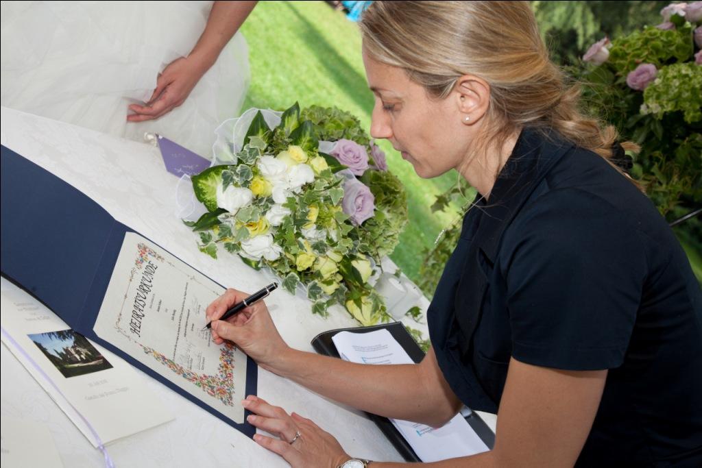 Certificato Matrimonio Simbolico : Villa decio matrimonio con rito simbolico
