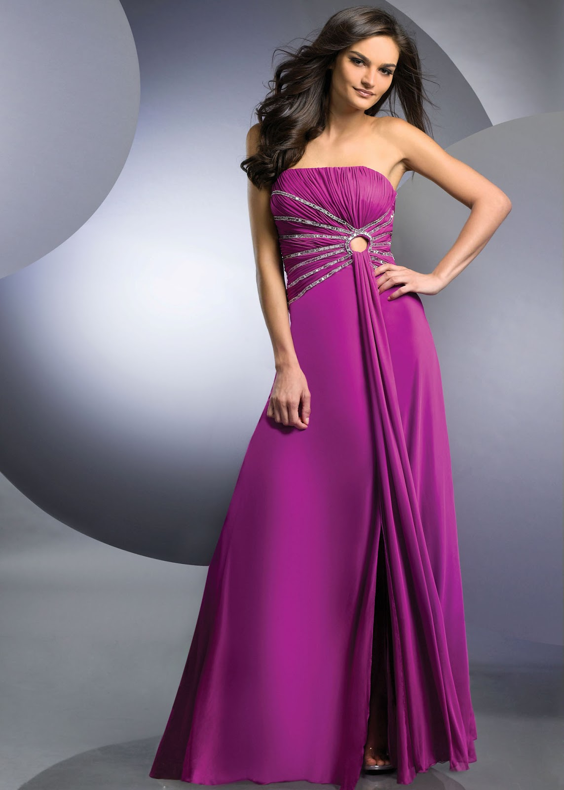 Popular Women Best Evening Dress Collection 2013