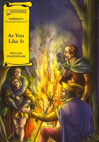 Title: As You Like It by Shakespeare (Saddleback's Illustrated Classics)