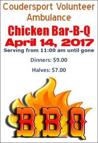 4-14 CVAA Chicken BBQ