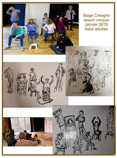 stage janvier 18