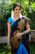 Sheena Shahabadi Latest Photos in saree-thumbnail-1