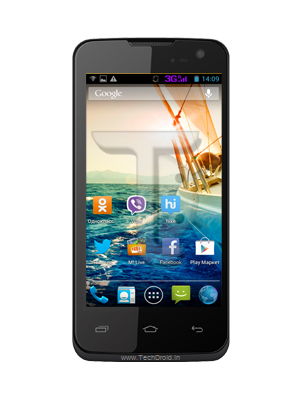 Micromax Canvas mAd