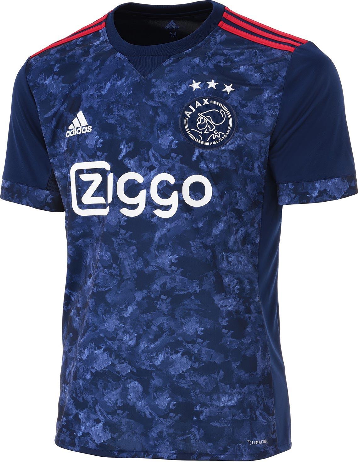 Ajax Tujuh Delapan Away Kit Released Footy Headlines