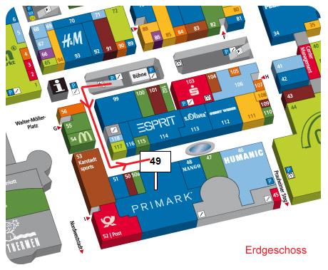 buntes dasein wegbeschreibung zu beiden primark filialen in frankfurt. Black Bedroom Furniture Sets. Home Design Ideas