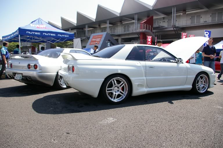 Zero-R, Nissan Skyline, R32, JDM, zdjęcia
