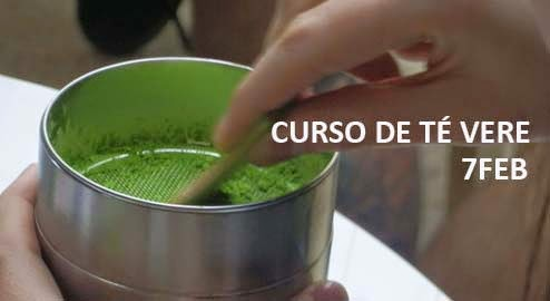 JAPANESE GREEN TEA WORKSHOP BARCELONA