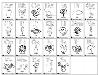 spongebob coloring sheets Preschool Coloring Pages Alphabet