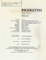Rigoletto a Cosenza