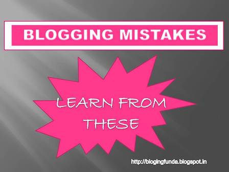Blogging Mistakes - Bloggers feel Demotivated over time - BloggingFunda