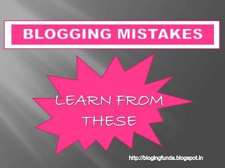 Blogging Mistakes - Bloggers feel Demotivated over time - BloggingFunda