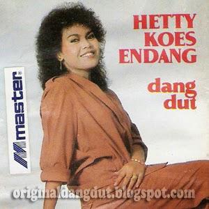 Koleksi Album Dangdut Hetty Koes Endang