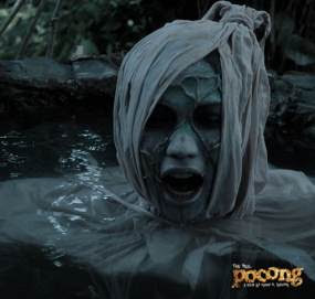 Video Hantu Pocong Spot Misteri