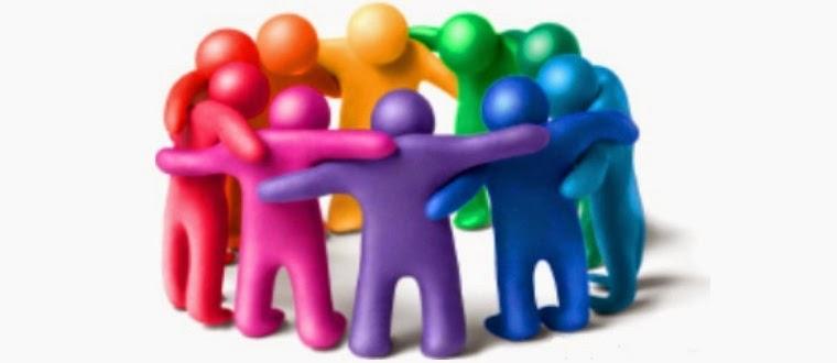 A uniao Faz a Forca, Compartilhe o Blog