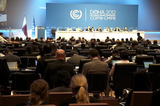 Konferensi Iklim Doha Tak Hasilkan Kesepakatan