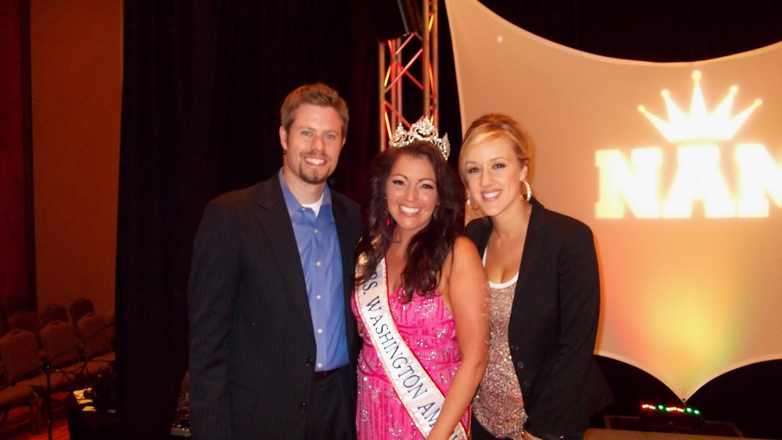 mrs washington national american miss pageant sept rd th mrs washington nam directors brian megan cournoyer you recognize megan from inside edition she is a reporter on the show
