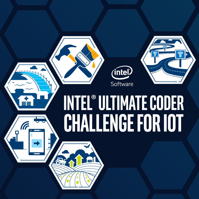 Winner at Intel Ultimate Coder Challenge