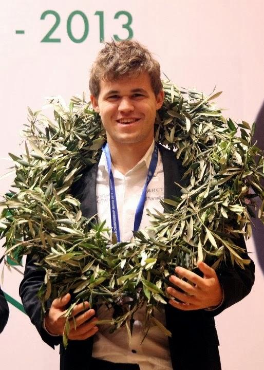 campeon mundial de ajedrez: