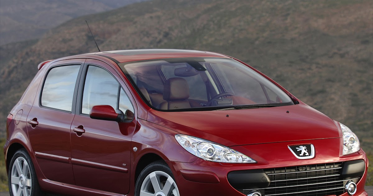 peugeot 307 je wallpapers - photo #17
