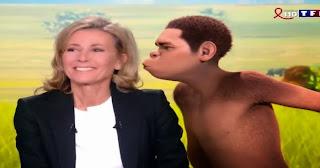 Quand Jamel Debbouze retourne le plateau de TF1, Wow quel JT !