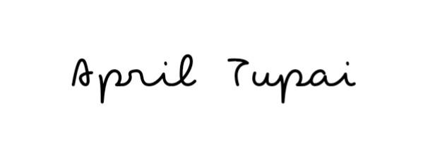 April Tupai
